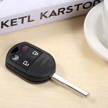 4Buttons Replacement Keyless Remote Key 315MHZ ID83 4D63 CWTWB1U793 164-R8073 For Ford Escape Fiesta Focus Transit Connect C-Max