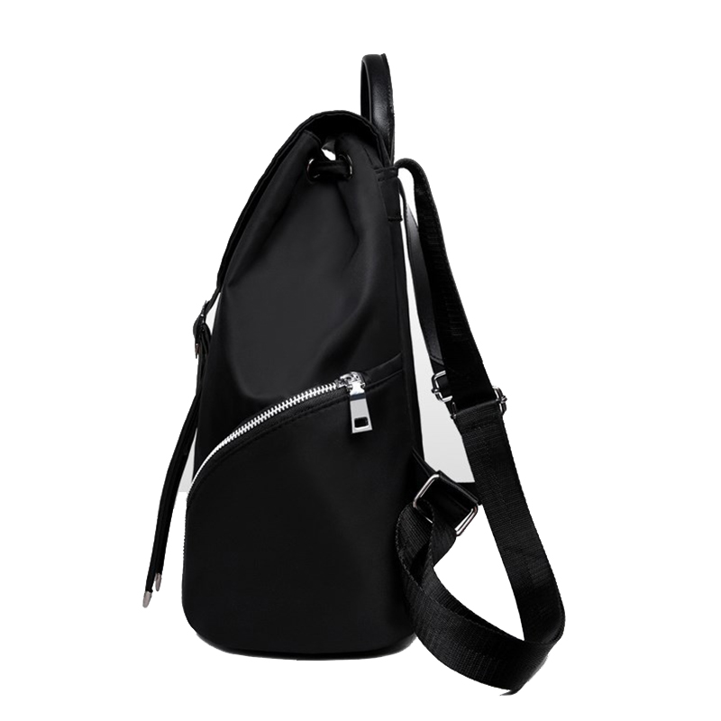 New Popular Ladies Small Backpack Classic Design Fashion Simple Female Bag Shopping Shopping Out Leisure Student Backpack in Backpacks from Luggage Bags