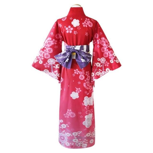 Аниме косплей кимоно Учитель реборн Katekyo Hitman Reborn 1