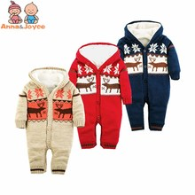 Anna & Joyce 2019 Elk Thickening Autumn Winter Warm Cotton