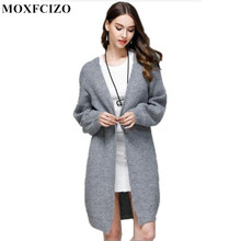 Knitted Sweater Women Coat Long Cardigan Female Crocheted Cardigans White Long Sleeve Tops Rebeca Mujer Coats For Women Sweater