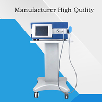 Top quality Effective Physical Pain Therapy System Acoustic Shock Wave Extracorporeal Shockwave Machine with ED treatment