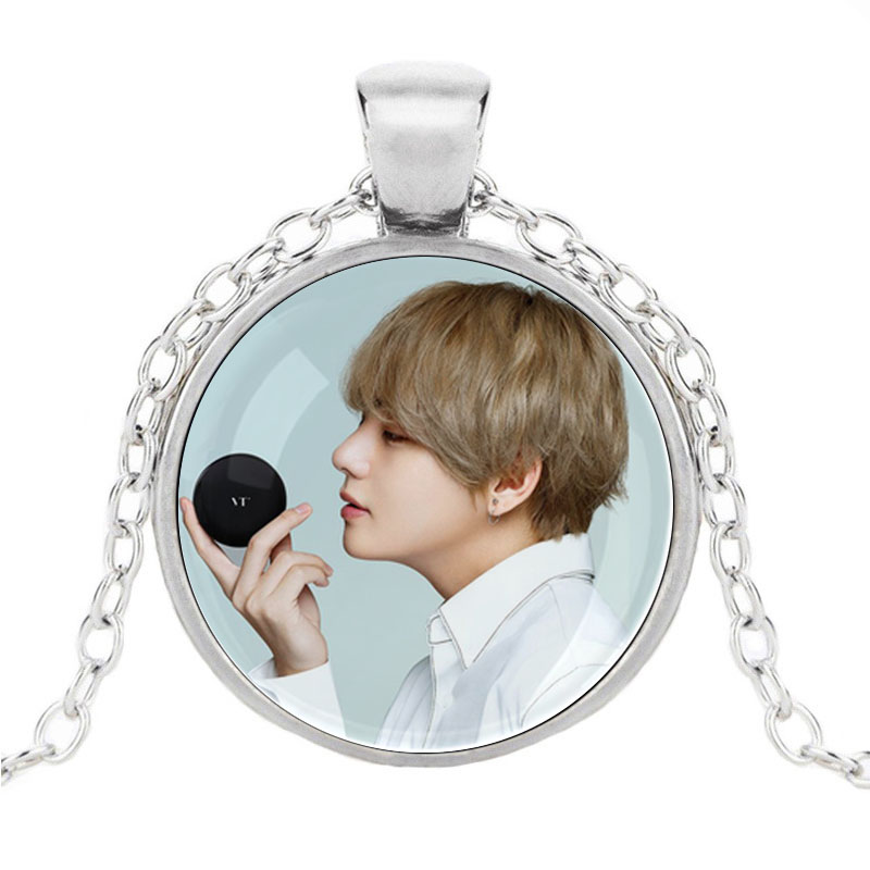 Jewelry & Accessories Motivated Bts Necklace Badges Kpop Bangtan Boys Gothic Punk Black Velvet Choker Collar Jewelry Bts Accessories For Album Love Yourself