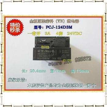Nuevo relé original OEG PCJ-124 d3m 24 v/pies a 3/4/a, normalmente abierto, Envío Gratis ambiental