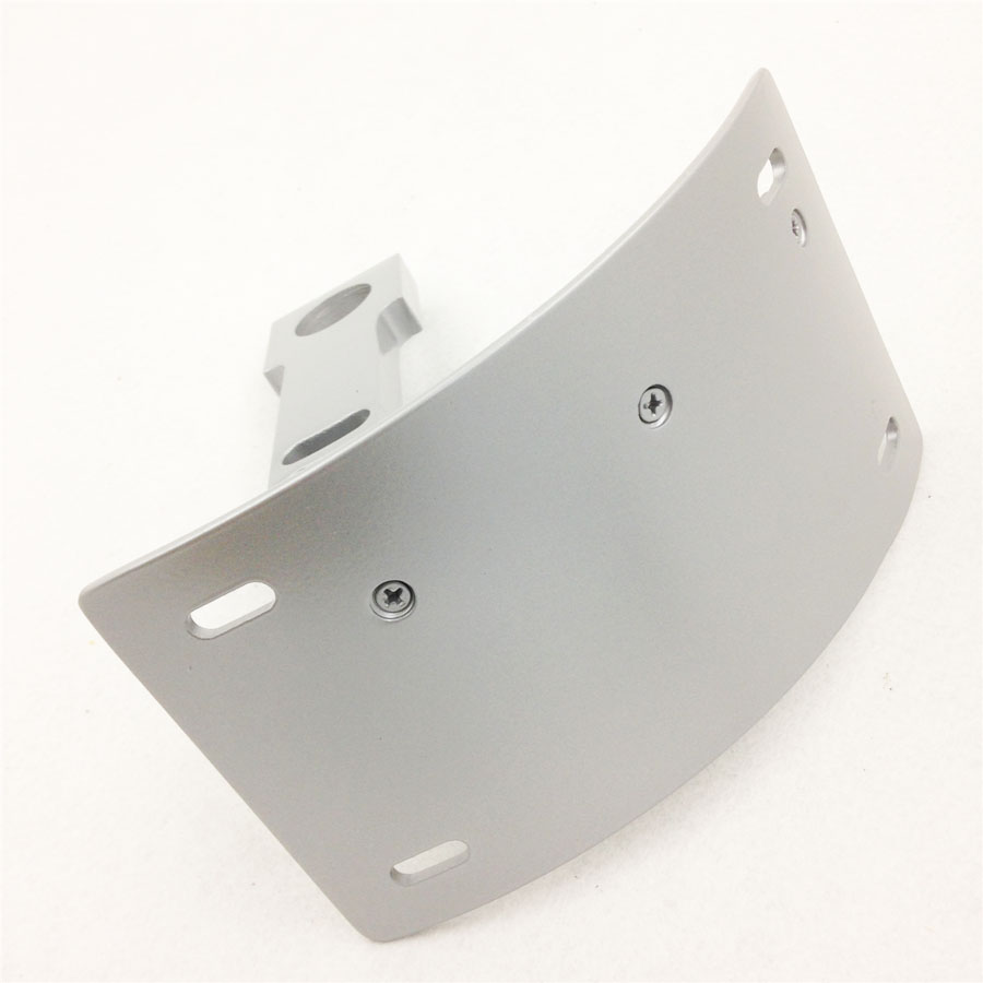 Aftermarket free shipping Side Tag Bracket for Kawasaki ZXR6 ZX6R/636 ZX7 ZX9 Swingarm Mount License Plate SILVER hw v7 020 v2 23 ktag master version k tag hardware v6 070 v2 13 k tag 7 020 ecu programming tool use online no token dhl free
