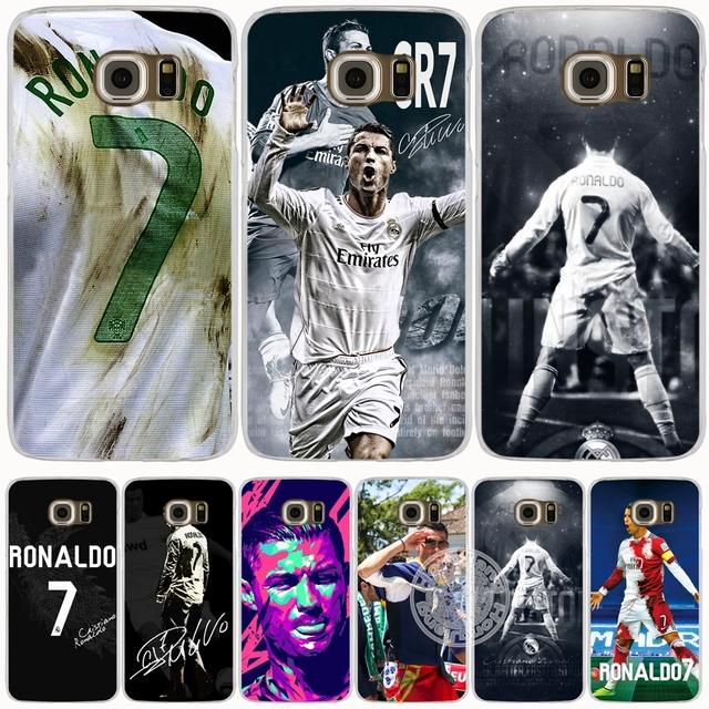 Cristiano Ronaldo CR7 cell phone case cover for Samsung Galaxy S7 edge PLUS S8 S6 S5 S4 S3 MINI