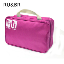 2016 New Arrival Makeup Organizer Multifunctional Travel Pouch Cosmetic Bags Pouchs Cosmetic Men Toiletry Bag  Free Shipping