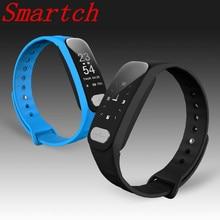 Smartch Новый SmartBand смарт-браслет R11 сердечного ритма Приборы для измерения артериального давления измерение Калорий, Шагомер Спорт браслет для IOS Android