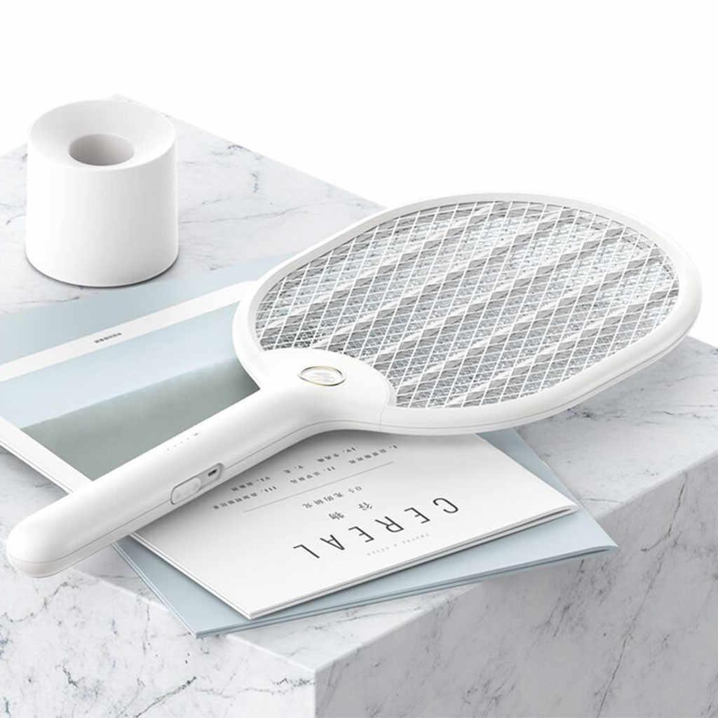 Электрическая ловушка для комаров ракетка для настольного тенниса ракетки насекомых муха ошибка ОСА Swatter дропшиппинг Apr18