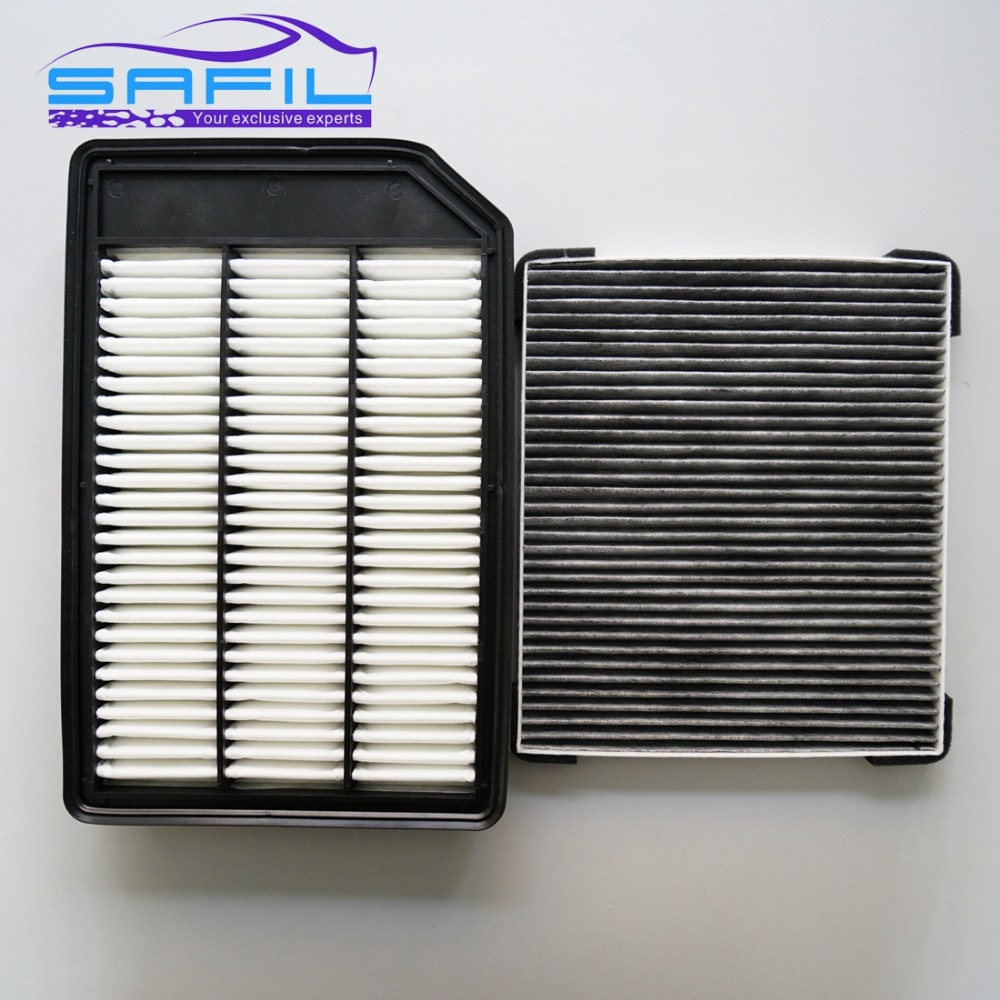 Filtro de aire + filtro de cabina para 2011 Suzuki Kizashi