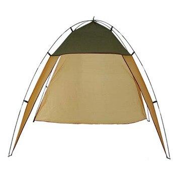 Grande Tente De Camping | Tente Extérieure Ultralégère Mur De Vent Camping Grand Auvent Automatique Camping Tente De Plage Anti UV Auvent Tentes Abri Solaire Extérieur