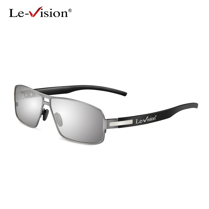 Le Vision Men 3D Glasses Passive Circular Polarized Fashion RealD Movie Film Cinema Home Theater font