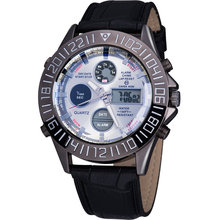 2016 fashion brand design digital LED man male classic clock army cool sport military wrist quartz business gift watch 057