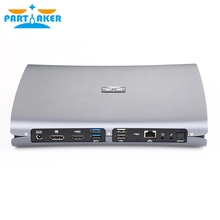 Partaker Dedicated Card Mini PC I7 6700HQ Processor Support DDR4 RAM WIN 10 Mini Computer