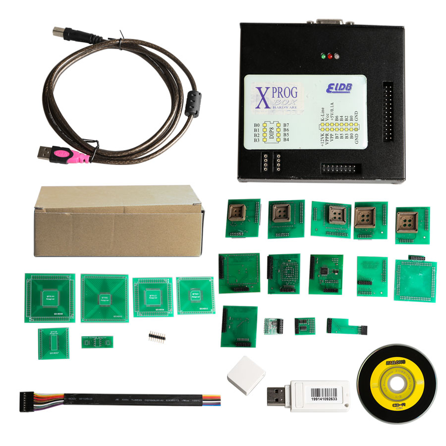 New Released X-PROG-M V5.60 XPROG BOX ECU Chip Programmer car diagnostic tool code reader Xprog V5.60 via DHL free shipping серьги эстет золотые серьги с синт шпинелями и куб циркониями est01с215123sp z2
