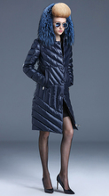 European Winter Jacket Women Winter Down Jackets and Coats with Fur Luxury Parka ukraine Woman Ultra