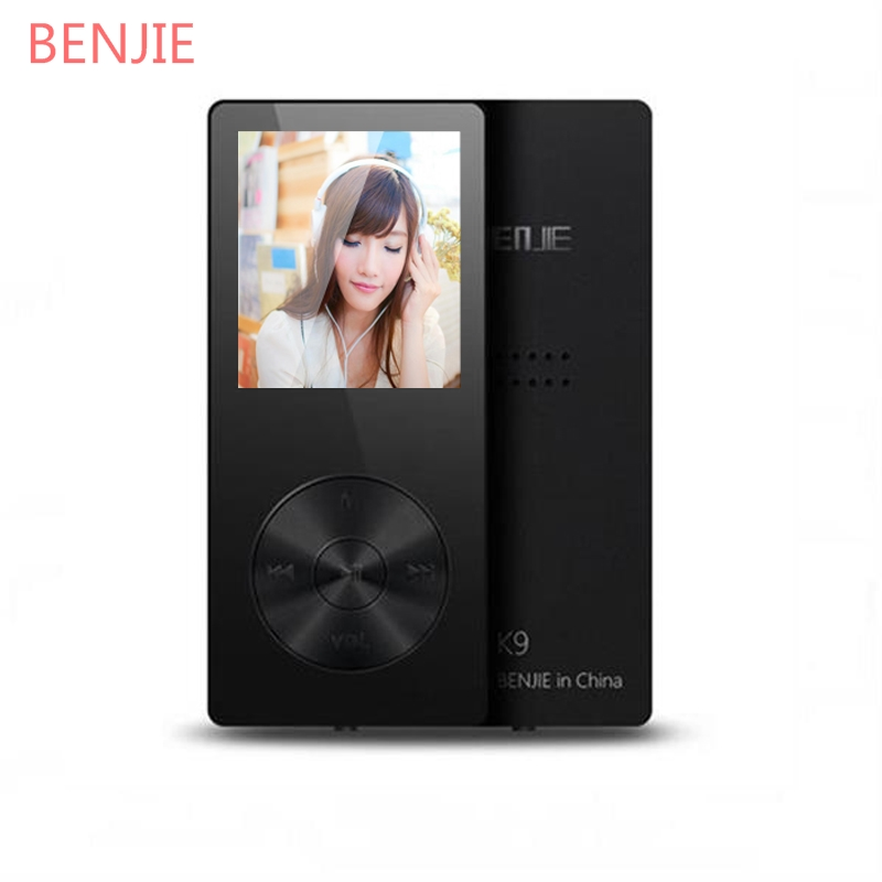 BENJIE K9 mp3 player built in speaker 8GB OGG APE FLAC High Quality Entry level Lossless