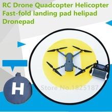 RC Drone Quadcopter Helicopter Fast-fold landing pad helipad Dronepad DJI Phantom 4 3 2 inspire 1 Mavic Pro Accessories