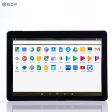 BDF 2017 10 inch IPS Big size Androd 6.0 Tablet Pc 1GB RAM And 32GB ROM Support video FM WIFI Bluetooth Quad Core 8 9 10 11