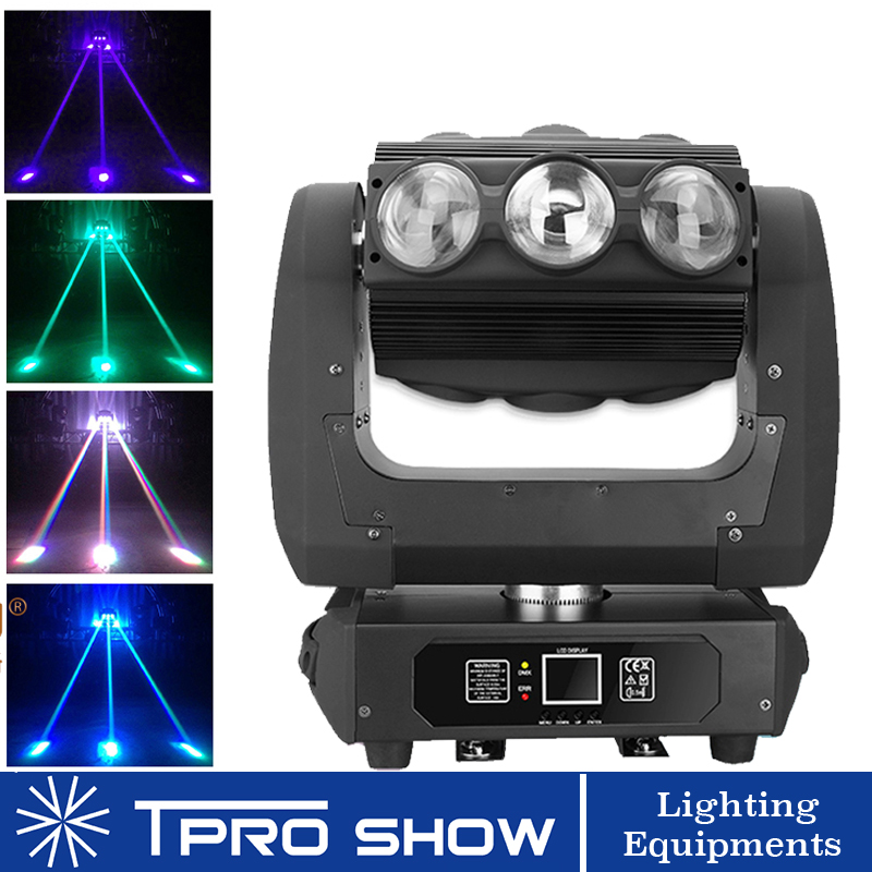 9x12W Moving Head RGBW 4in1 LED Beam Moving Lighting Limitless Rotation Colorful Wash Beam Lighting Effect for Disco Club Party9x12W Moving Head RGBW 4in1 LED Beam Moving Lighting Limitless Rotation Colorful Wash Beam Lighting Effect for Disco Club Party