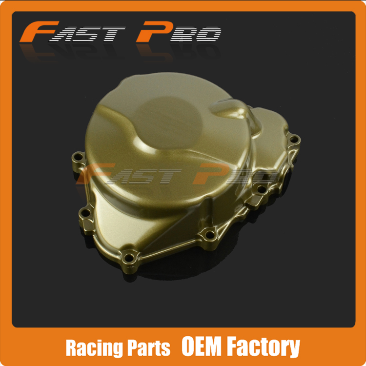 Motorcycle Engine Motor Stator Crankcase Cover For HONDA CBR600 CBR 600 CB600R F4I 2001 2002 2003 2004 2005 2006 aftermarket free shipping motorcycle parts motor engine stator cover honda cbr600rr f4 f4i 1999 2006 left black