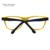 Colorido Jovem Legal Design de Moda Unissex Óculos de Armação Limpar lens Óculos De Acetato de Prescrição Óptica Óculos 51BG24011