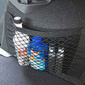 Tiptop NEW Car Auto Back Rear Trunk Seat Elastic String Net Mesh Storage Bag Pocket Cages Free Shipping L706