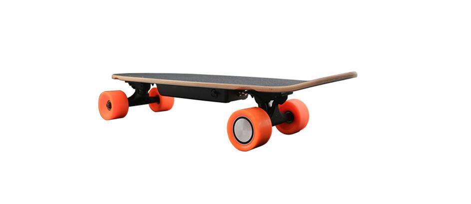 Sport & Unterhaltung Treu Kugoo Elektrisches Skateboard 4 Rädern Elektroroller Hoverboard Hohe Belastbarkeit Pu Rad Mit Funkschlüssel 400 Watt GroßEs Sortiment Rollschuhe, Skateboards Und Roller