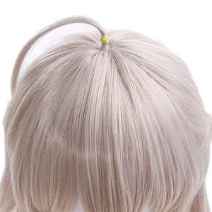 Image 5 - L email wig Fate/Grand Order Jeanne dArc Ruler Cosplay Wigs 95cm Long Heat Resistant Synthetic Hair Perucas Cosplay Wig