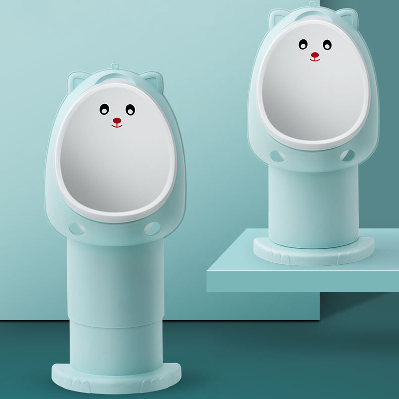 Baby Urinal Babies Boys Potty Toilet Training Frog Penguin Animal Shape Kids Children Stand Vertical Urinal Infant Penico Pee