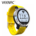 Veenac Waterproof Bluetooth Smart Watch F69 With Heart Rate Swimming Wrist Watch Health Tracker Intelligent Clock Sport Watch