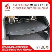 Rear Trunk Security Shield retractable Cargo cover Tonneau cover for Tiguan
