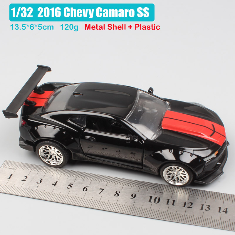 2016 Chevrolet Chevy Camaro SS coupe Model Toy Car 7