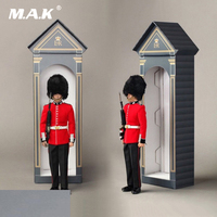 K80134S 1/6 Figure Scenes Accessory The Guards British Infantry Guard Model K80134S for 12'' Action Figure Accessories