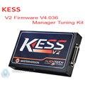 V2.30 KESS V2 для Грузовых Автомобилей версия Мастер Менеджер Тюнинг Комплект с SW V2.30 FW V4.036 Высокое Качество
