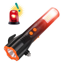 Multi-function Flashlight 29 LED Magnetic Work Light USB Car Emergency Escape Safety Torch For Outdoor Camping Lamp