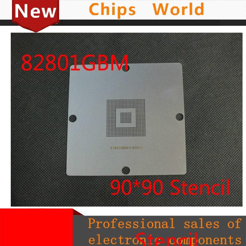 90*90 82801GBM 82801GB 82801GR 82801GU 0.6MM BGA Reballing stencil template купить холодильник toshiba gr rg59rd gu