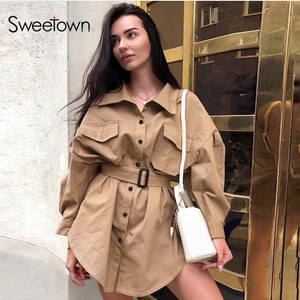 Sweetown England Style Trench