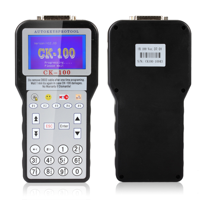 2013 wholesale price CK100 Auto Key Programmer CK-100 V39.02 Silca SBB  CK 100 Car keys tool