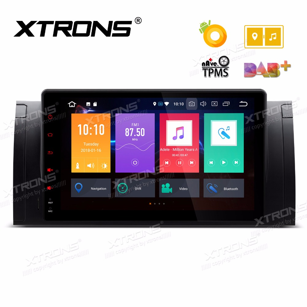 <font><b>9</b></font> ''<font><b>Android</b></font> <font><b>8.0</b></font> Octa Core <font><b>1</b></font> <font><b>Din</b></font> Auto DVD Player Radio GPS Navigation für BMW X5 E53 1999-2005 2006/E39 1995 1996 1997-2003 image