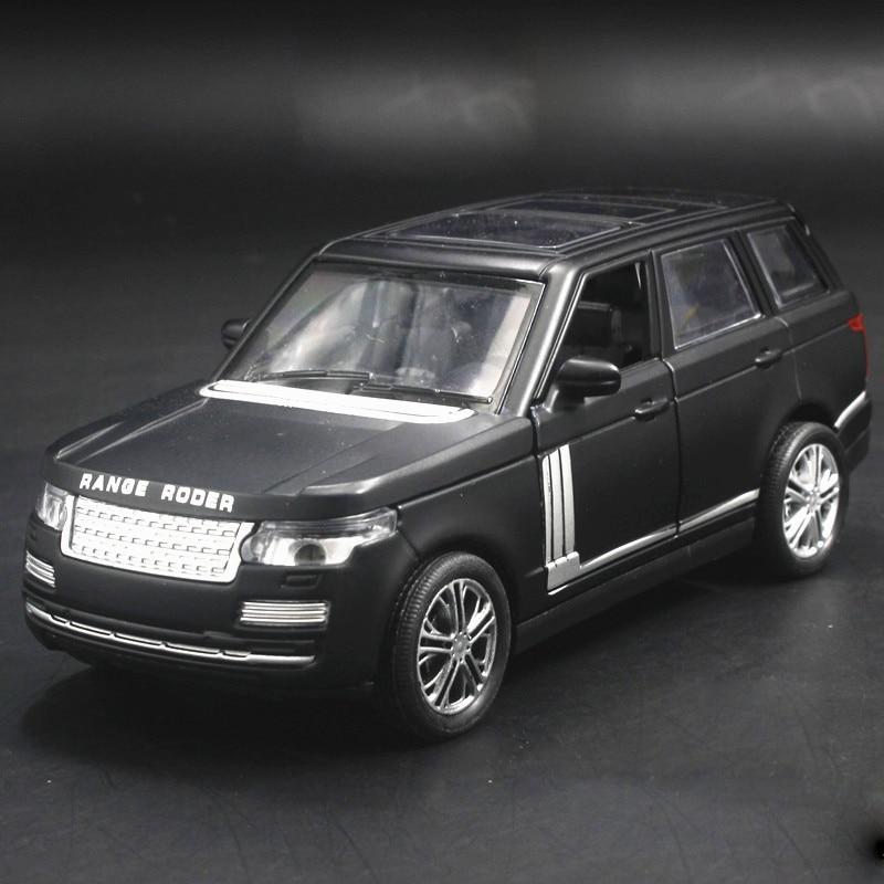 Высокая моделирования 1:32 внедорожник Land литья под давлением сплава металла роскошь гоночный автомобиль модели коллекции задерживаете Игр...