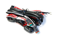 2M14VDC 40A Rated Wiring Loom Car Switch Relay Fuse Wiring Harness Kit