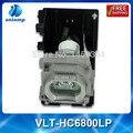 Совместимый VLT-HC6800LP лампы проектора с корпусом для HC6800 HC6800U