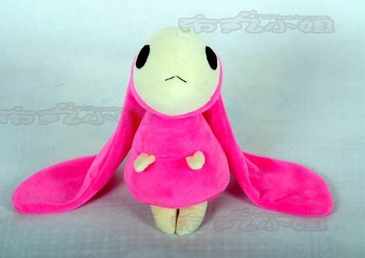 Chobits Eruda//Chii 25 cm Anime Rabbit Toy Cospaly Plush Doll New