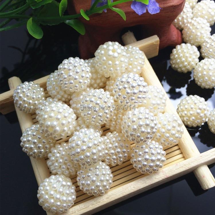 Pearl Imitation Beads Week's