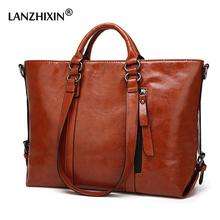 Women PU Leather Handbags Women Bags For Women Messenger Bags Ladies Designer Crossbody Bags Vintage Top-Handle Bags Tote A003