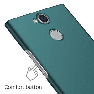 Image 3 - Dành Cho Sony Xperia XA2 XA3 Cực Ốp Lưng, cực Tối Giản Mỏng Bảo Vệ Điện Thoại Ốp Lưng Cho Sony Xperia XA2