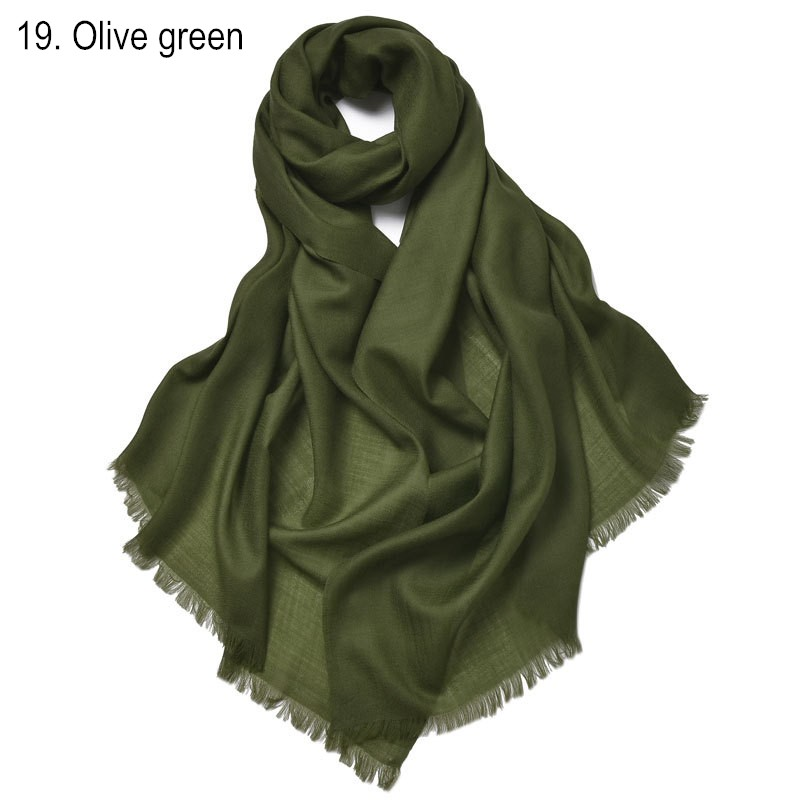 19. Olive green