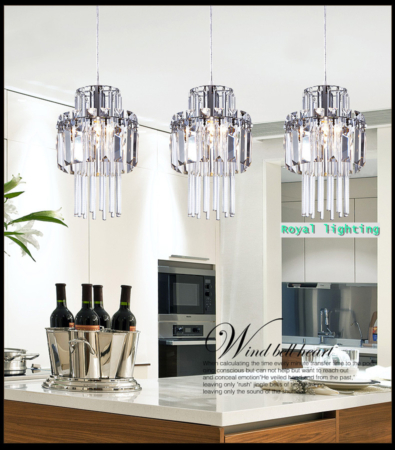 Dining room pendant crystal lamp 3 lights hanging lighting dining room pendant crystal lamp 3 lights hanging lighting restaurant crystal pendant lamp kitchen bar bedroom wedding lighting in pendant lights from mozeypictures Image collections