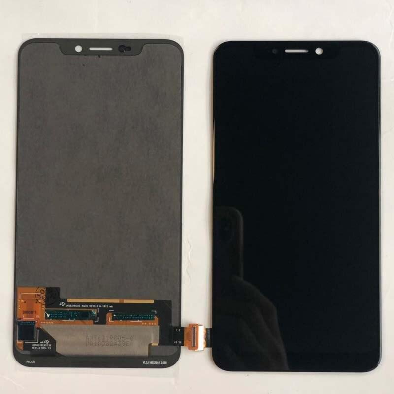 ブランド新液晶 Amoled Zte Axon 9 プロ Axon9 フル lcd ディスプレイ + タッチスクリーンデジタイザ組立部品 1080 × 2248  グループ上の 携帯電話 & 電気通信 からの 携帯電話用液晶ディスプレイ の中 1